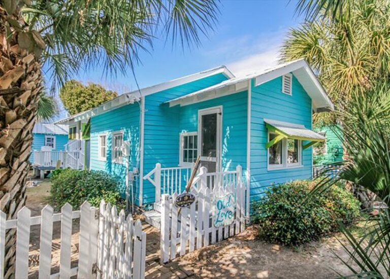Old Love Cottage – Mermaid Cottage Vacation Rental