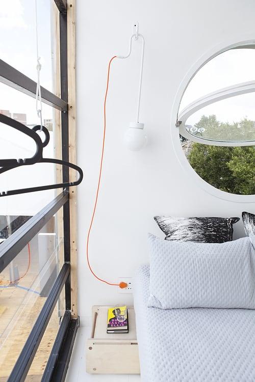 POD Idladla a Modular, Prefab Nano home
