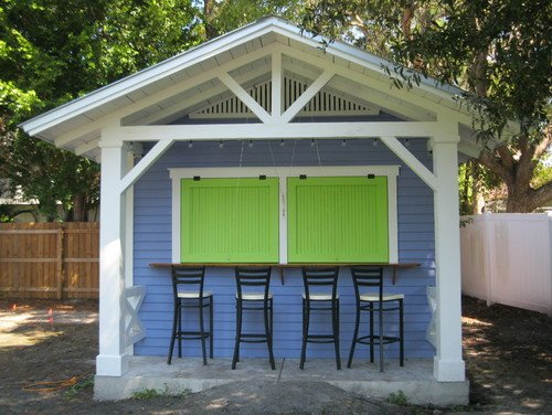 Palm Harbor Snack Shack via Houzz