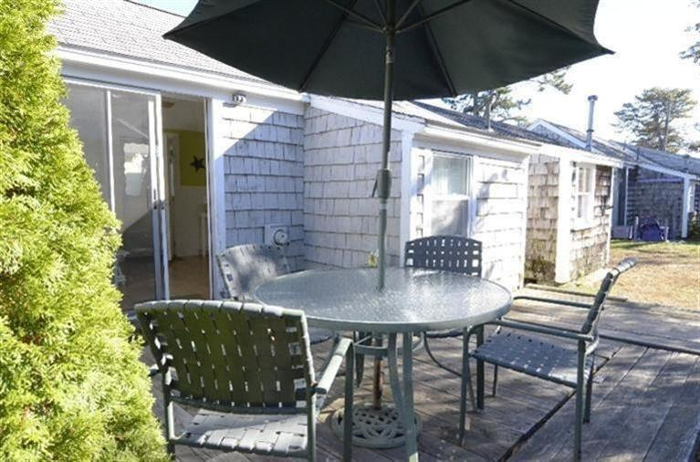Patio - Tiny Cape Cod Cottage in MA