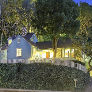 Pennsylvania Dutch Cottage in Glendale CA by Gerard Colford for sale