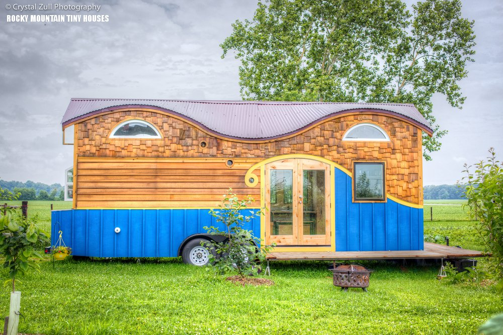 Pequod Tiny House by Rocky Mountain Tiny Houses