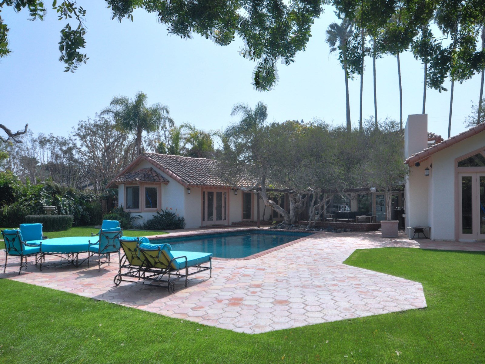 Pool - Sean Penn house for sale