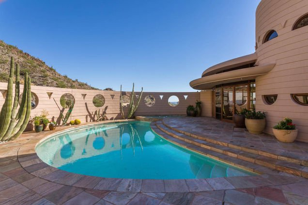 The Last Home Frank Lloyd Wright Designed Is For Sale