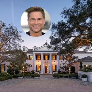 Rob Lowe Selling Montecito CA House