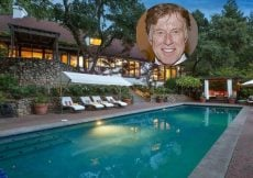 Robert Redford's house in Napa Valley for sale is a serene retreat