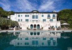 Robin Williams Napa Valley Vineyard Estate for sale