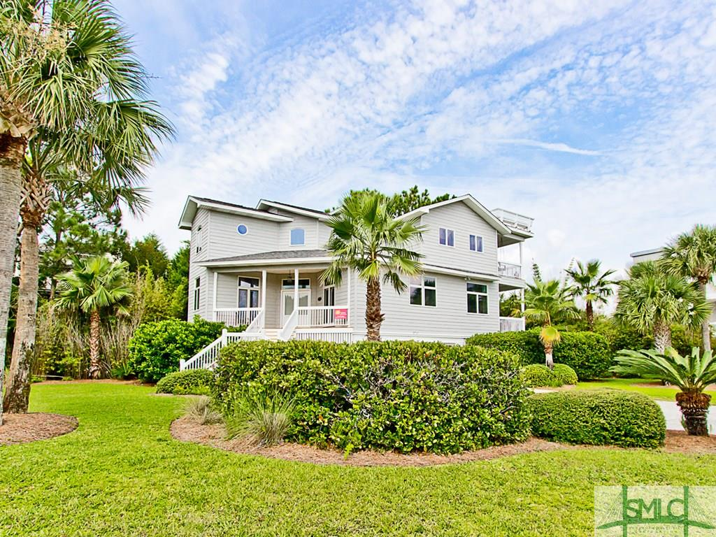 Sandra Bulllock Tybee Island Beach House for sale - Guest House