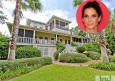 Sandra Bullock Tybee Island House For Sale