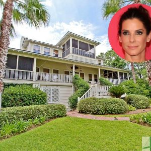 Sandra Bullock Tybee Island House Is For Sale
