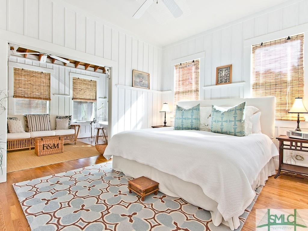 Sandra Bullock's Tybee Island Beach House for sale - Bedroom