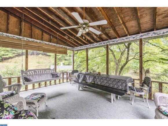 Screened in porch West Chester PA home for sale - estately