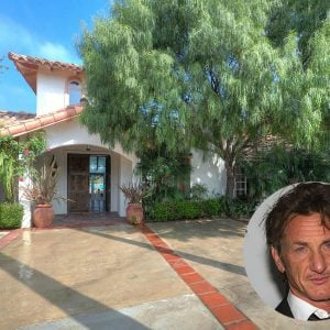 Sean Penn Malubu House For Sale
