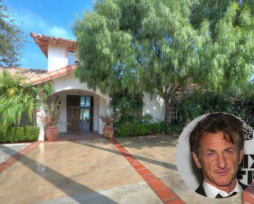 Sean Penn Malubu House For Sale