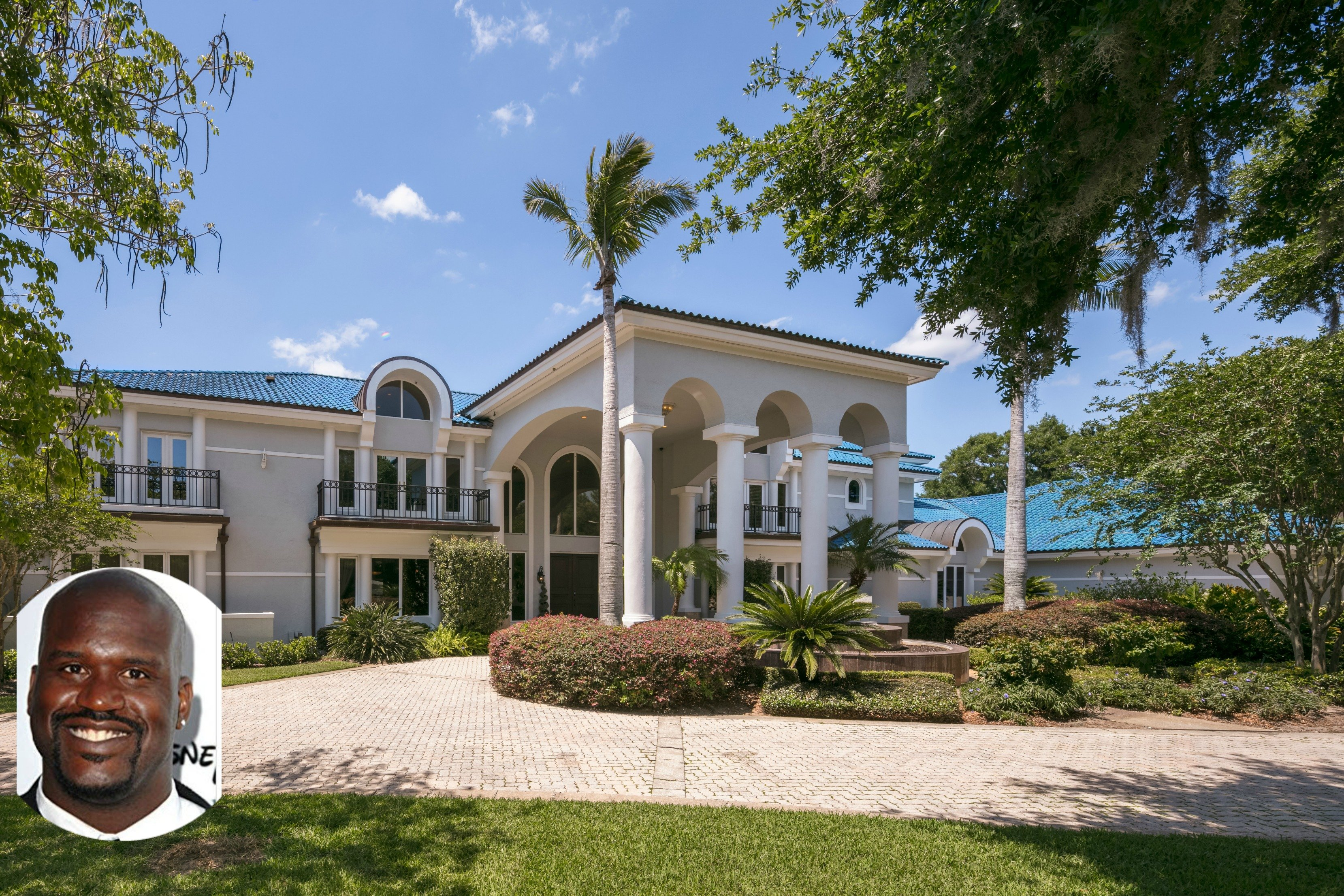 Shaquille O'Neal Florida Mansion For Sale is a must-see