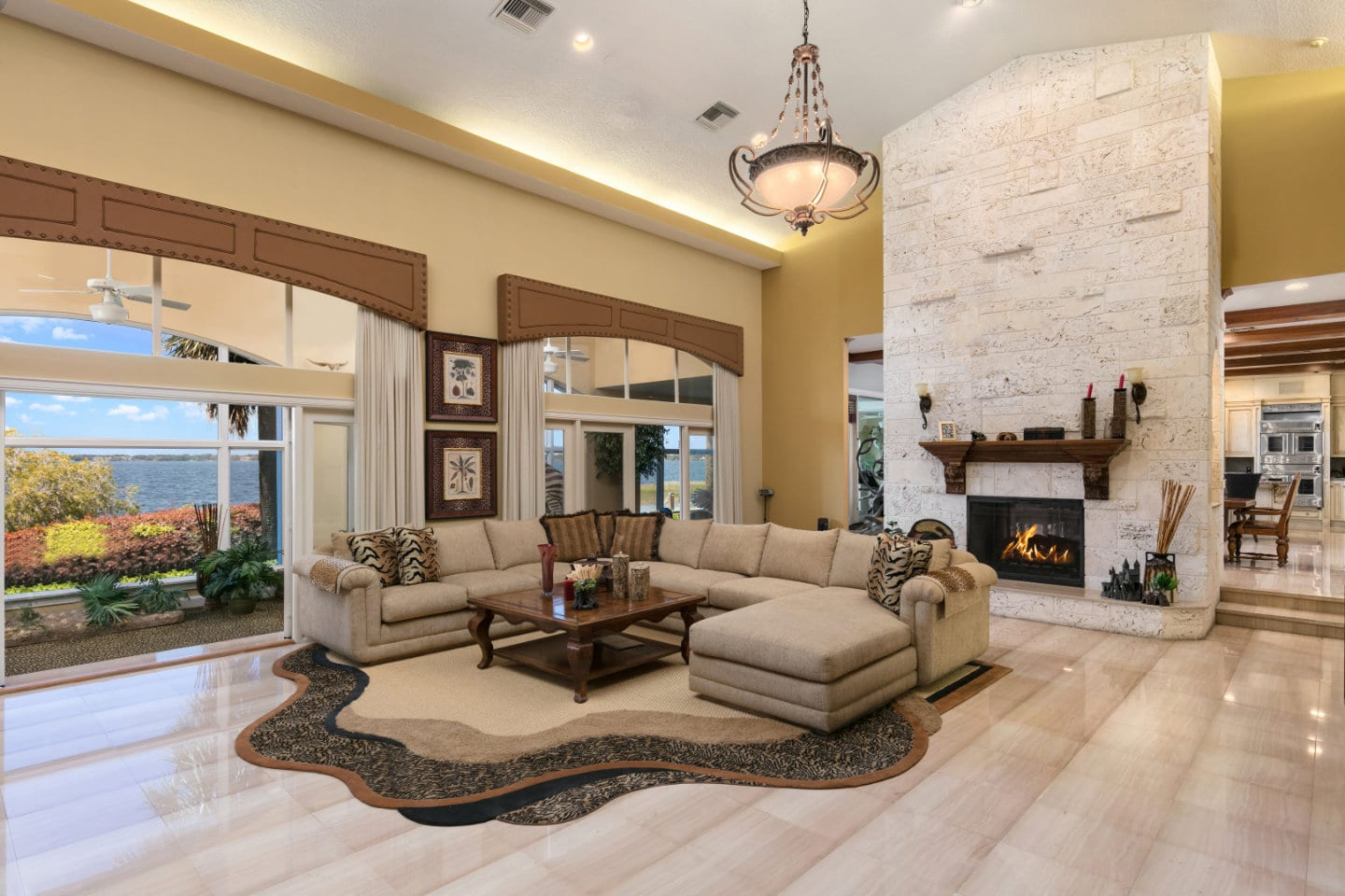 Shaquille O'Neal Selling His Awesome Florida Mansion