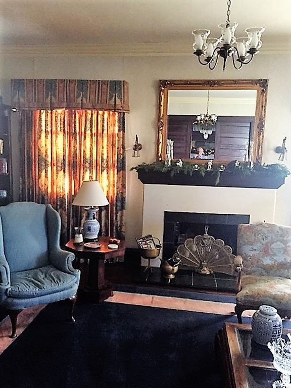 Skeeter's house The Help movie for sale in Greenwood MS - fireplace