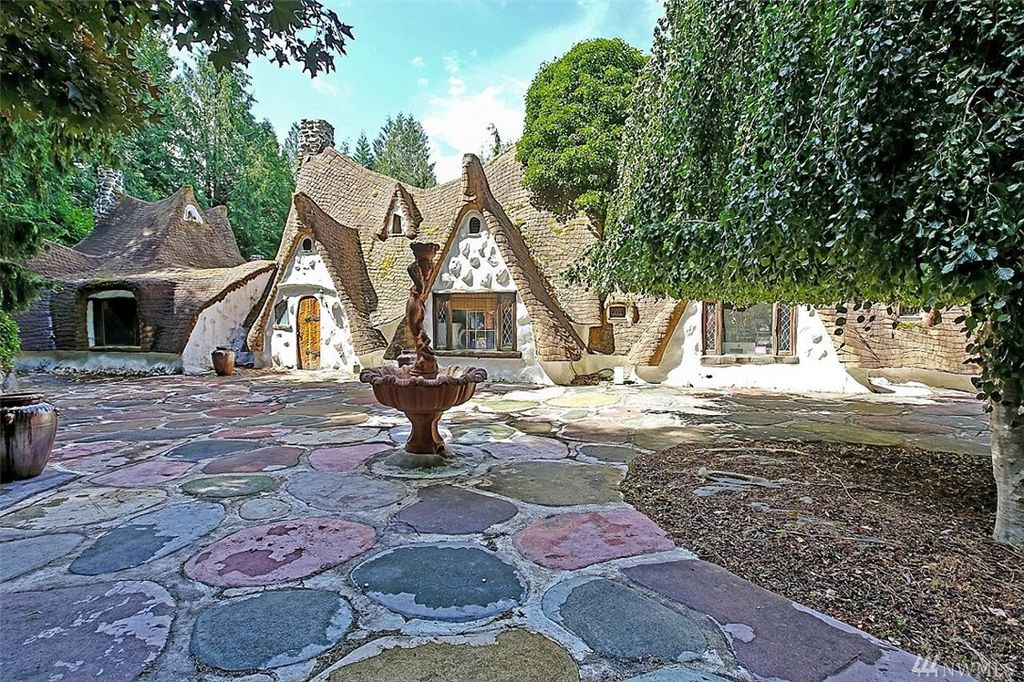 Snow White's Cottage - a magical fairy tale some true
