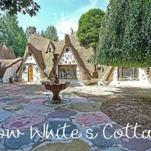 snow whites cottage a fairytale come true - Cottage Houses Photos