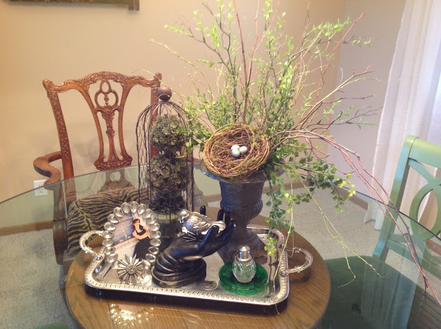 Spring vignette by Renaissance Mermaid