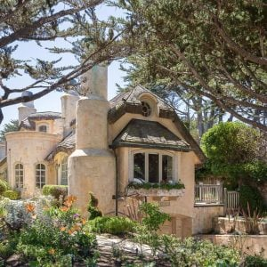 Storybook Cottage in Carmel Ca is truly a dream come true
