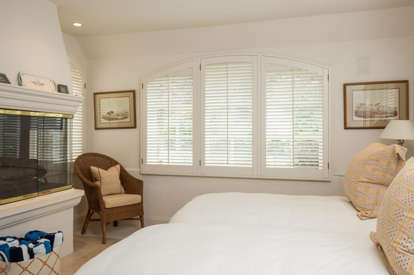 Storybook cottage in Carmel Ca for sale - Bedroom