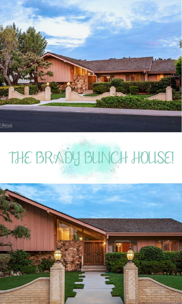 THE BRADY BUNCH HOUSE