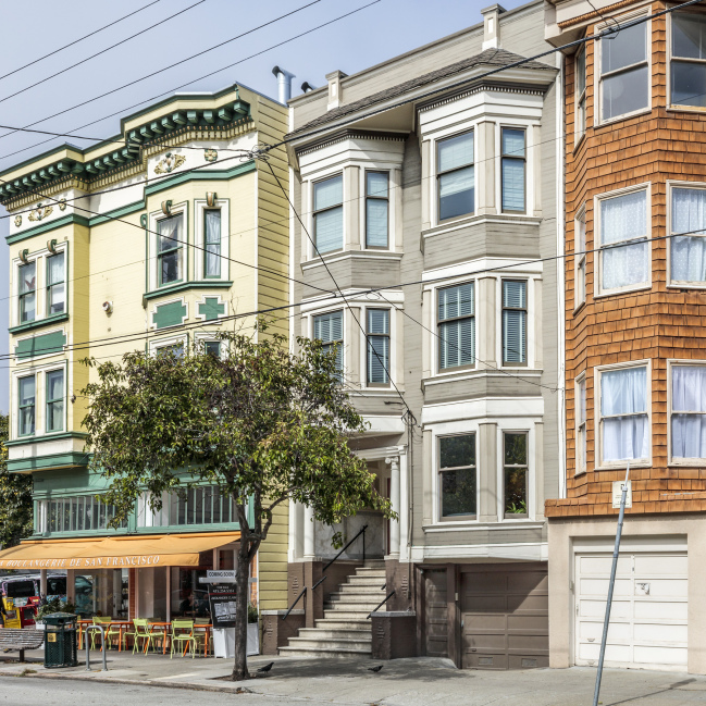 The Craigslist Inventor Lived In This San Francisco House For Sale