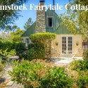 Enter a Magical Comstock Fairytale Cottage In Carmel