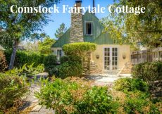 The Ivy - A Comstock Fairytale Cottage in Carmel California for sale