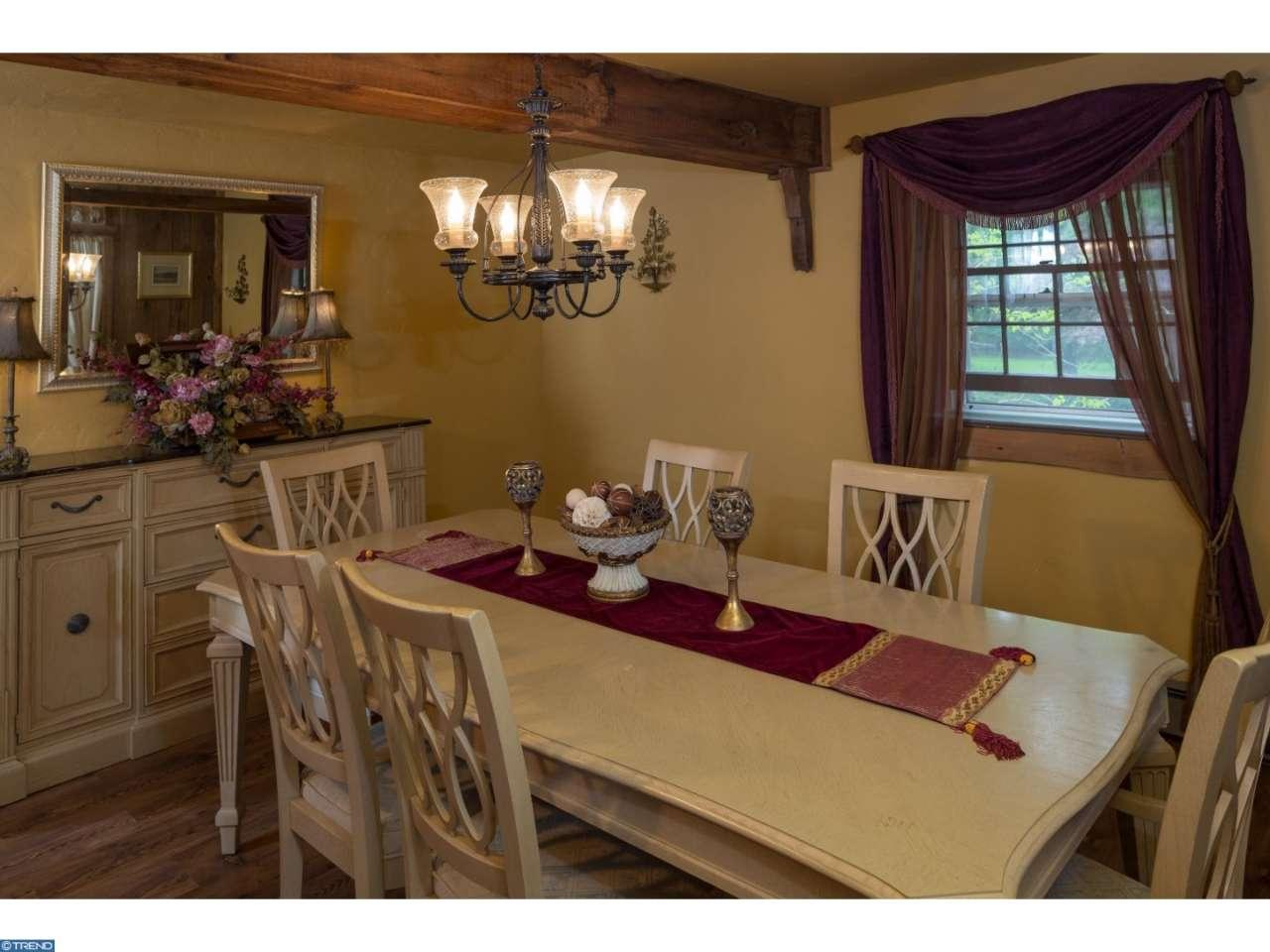 The Leap Year Barn 115 Arrons Ave Doylestown PA for sale - dining room