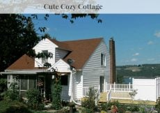 The Most Cozy Cute Cottage