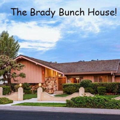 Beloved Brady Bunch House.