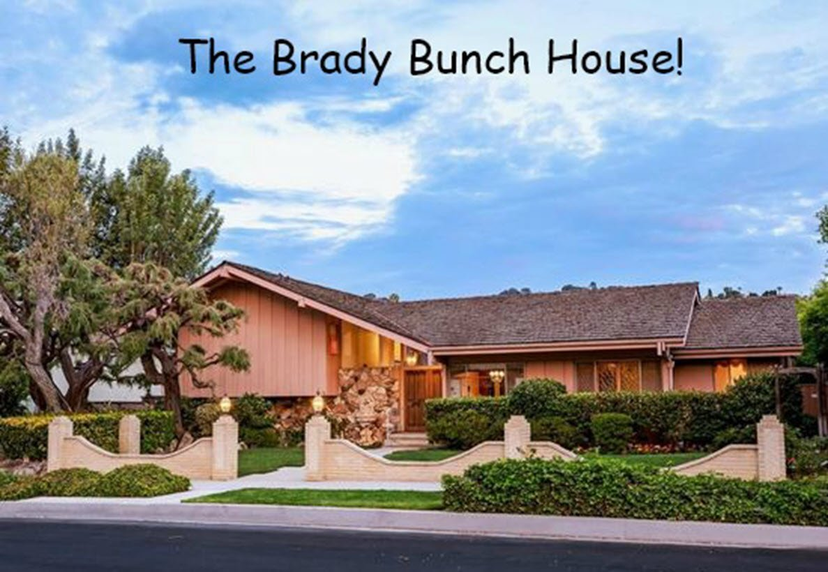 The Beloved Brady Bunch House For Sale