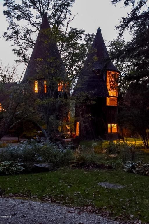 The Santarella Gingerbread House Estate Fairytale Living for sale