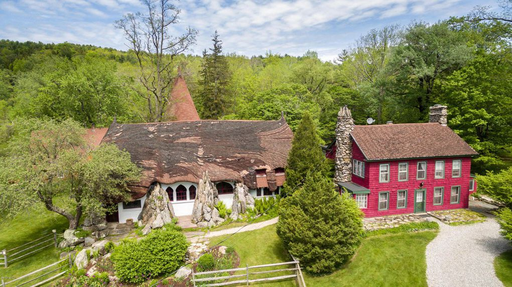 The Santarella Gingerbread House Estate for sale