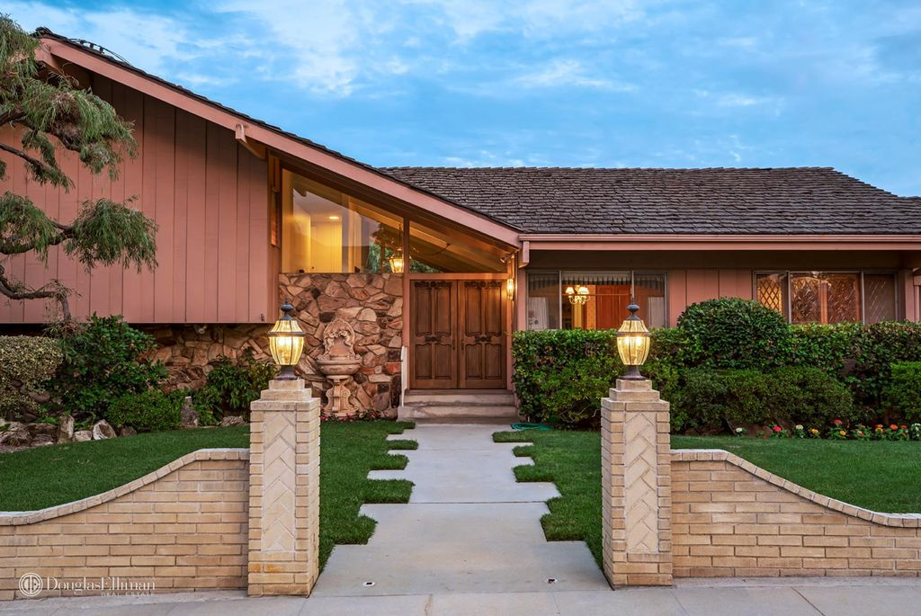 The famous Brady Bunch House in North Hollywood CA is for sale for the first time in 50 years.