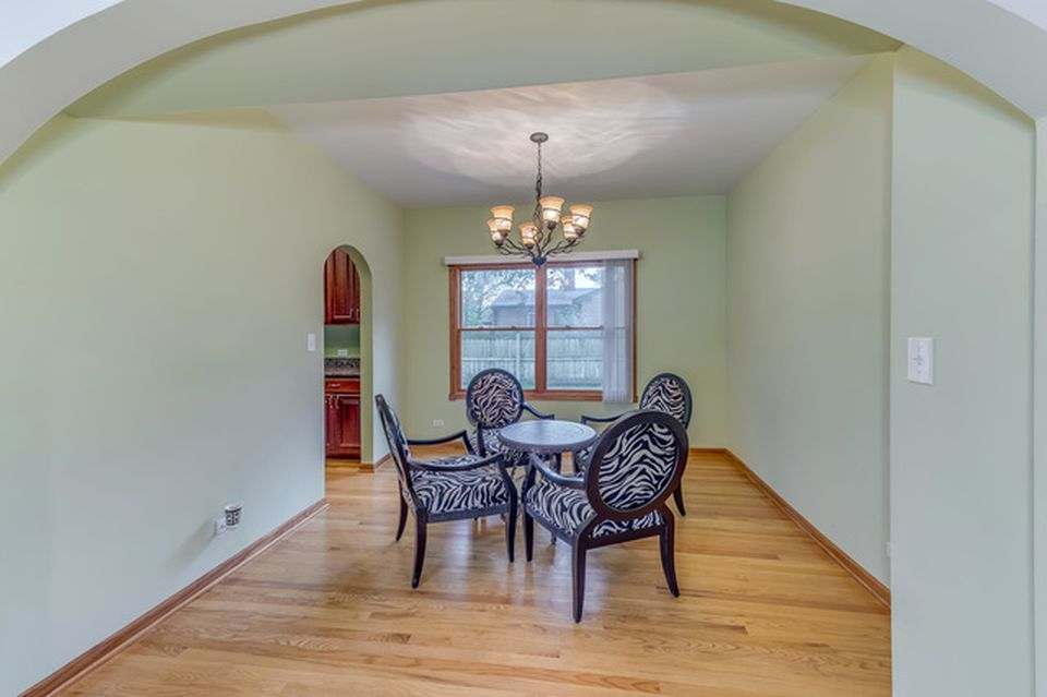 The house the Belushi Brothers grew up in is for sale - Dining Room