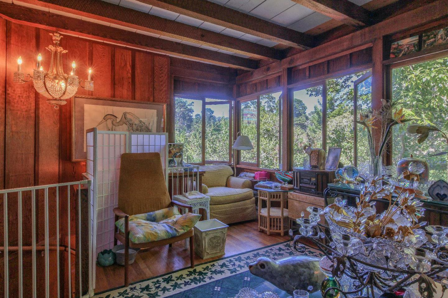 View of the sunroom - Home in Carmel for sale
