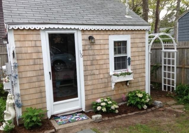 Fine A Tiny Cape Cod Cottage In Massachusetts Beutiful Home Inspiration Truamahrainfo
