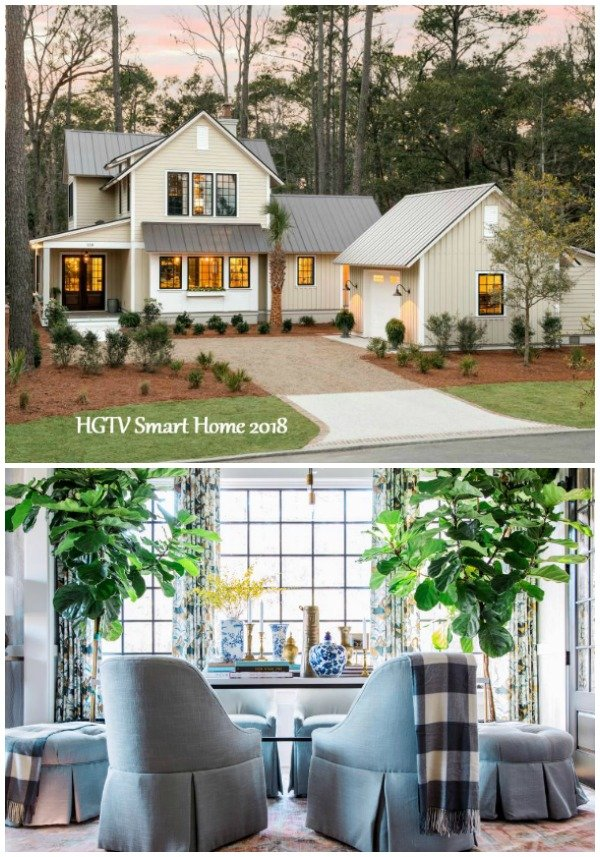 Tour HGTV Smart Home 2018
