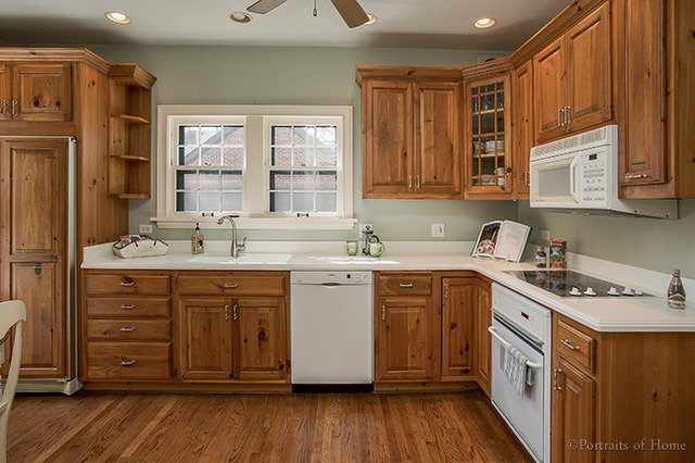 Tudor home updated kitchen - Keller Williams Realty