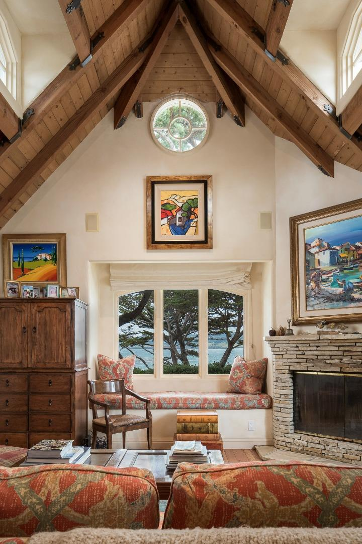 Idyllic storybook home in Carmel Ca for sale