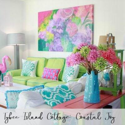 Tybee Island Mermaid Cottage new vacation rental cottage - Coastal Joy
