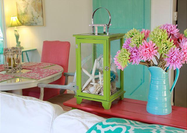 Tybee Island Mermaid Cottage Rental: Coastal Joy