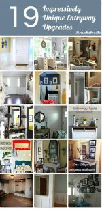 19 Impressively Unique Entryways on Hometalk