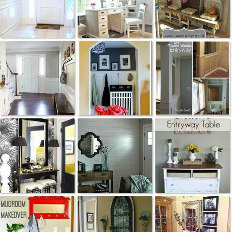 19 Impressively Unique Entryways on Hometalk