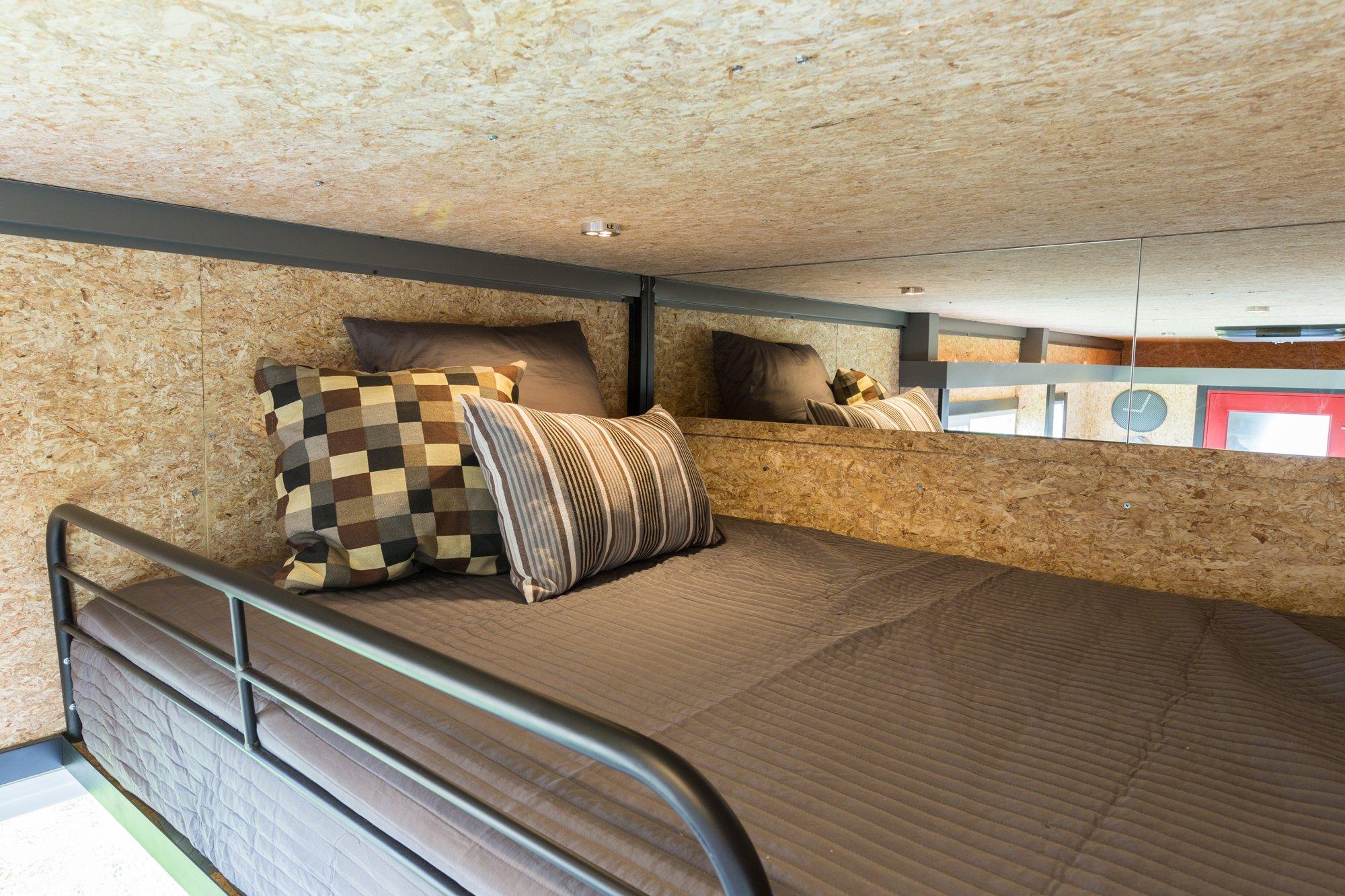Upper bunk