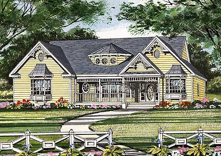 11 cottage house plans to love Victorian cottage plans