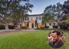 Vince Vaughn Colonial Mansion in CA is for sale is absolutely stunning!